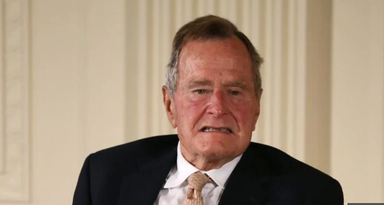 94 Year Old Former U S President George Bush Dies After Prolonged